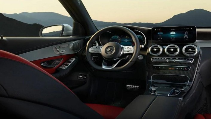 Mercedes-Benz GLC-Class 2019 Interior 001