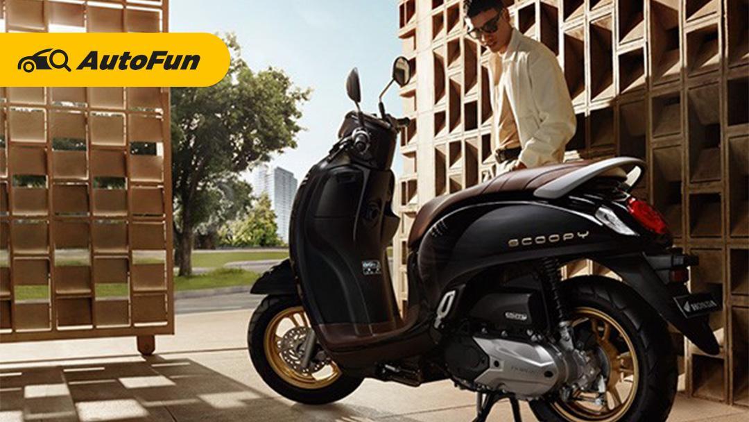 Mau Beli Honda Scoopy 2021 Secara Kredit Cicilannya Termurah Rp 700 Ribuan Saja Autofun