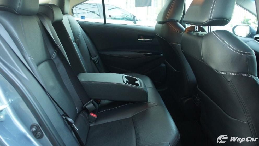 Toyota Corolla Altis 2019 Interior 031