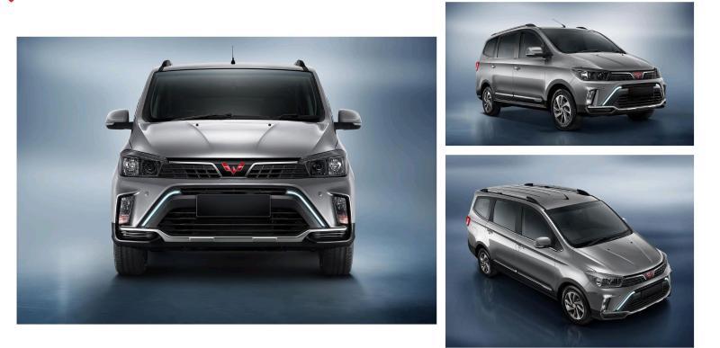 Pertarungan RWD Vs FWD, New Wuling Confero 2021 Lebih Oke Dari Toyota Calya Tipe Tertinggi? 02