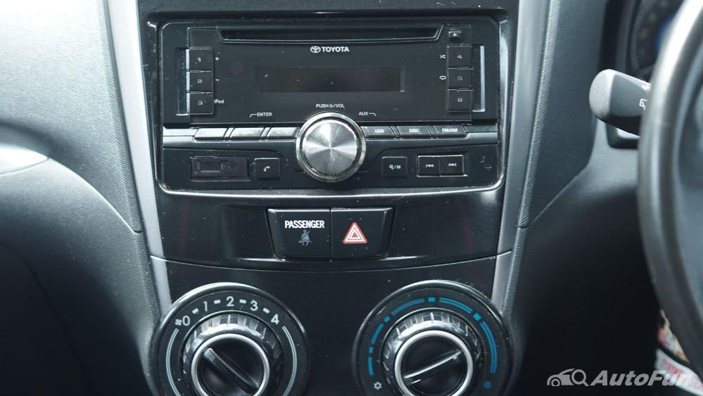 Toyota Avanza Veloz 1.3 MT Interior 018