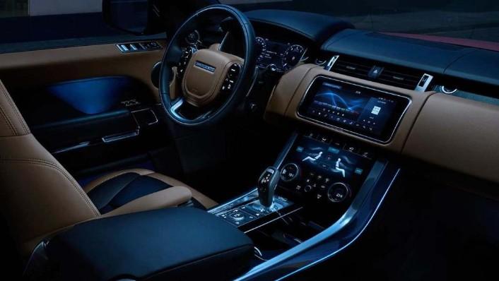 Land Rover Range Rover Sport 2019 Interior 002