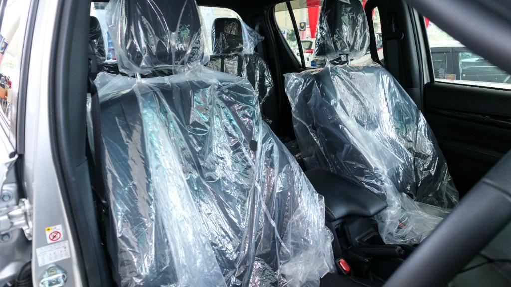 Toyota Hilux 2019 Interior 026