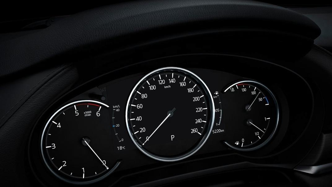 Mazda 6 Elite Estate Interior 094