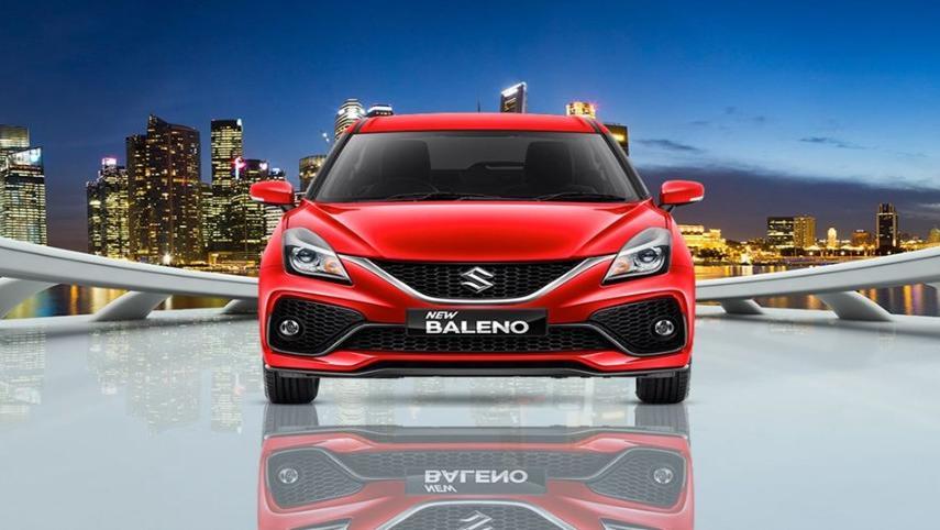 Suzuki Baleno 2020 2020 Exterior 004