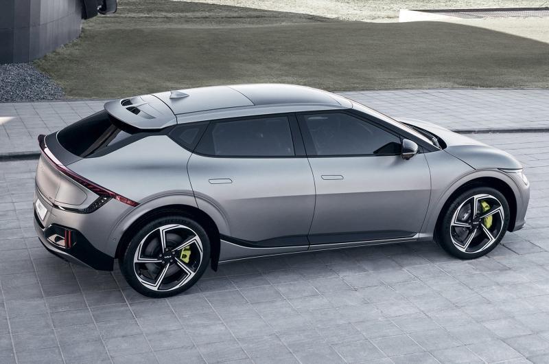 Mobil Listrik Kia EV6 Sudah Bisa Dibeli Tahun Depan dengan Harga Rp823 Jutaan! 02