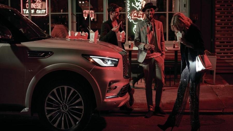 Jaguar XE 2019 Interior 004