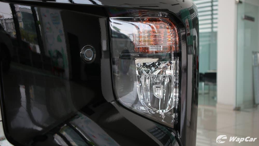 Mitsubishi Triton 2019 Exterior 022