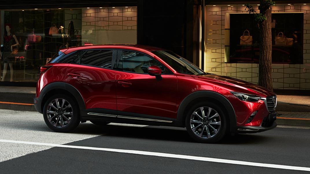 2021 Mazda CX-3 Exterior 010