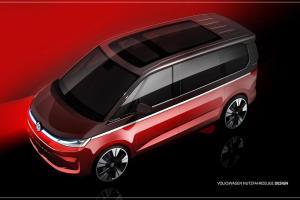 Volkswagen T7 Multivan 2022, Hadir Bulan Depan Penantang Hyundai Staria