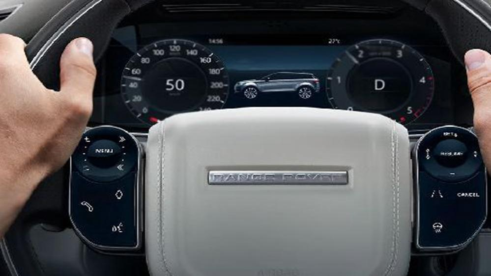 Land Rover Range Rover Evoque 2019 Interior 006