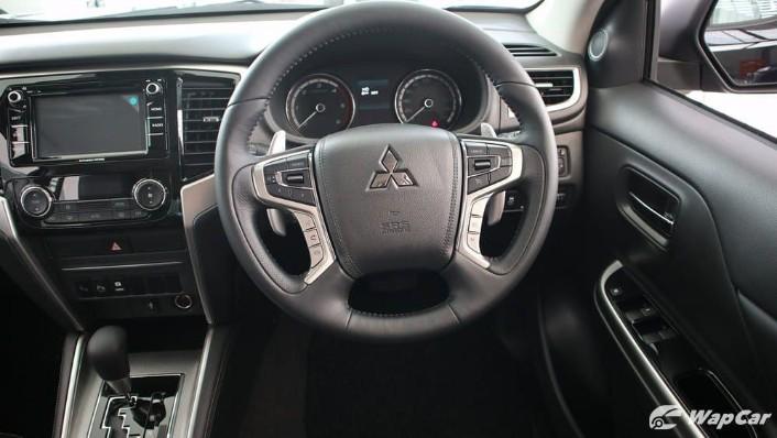 Mitsubishi Triton 2019 Interior 005