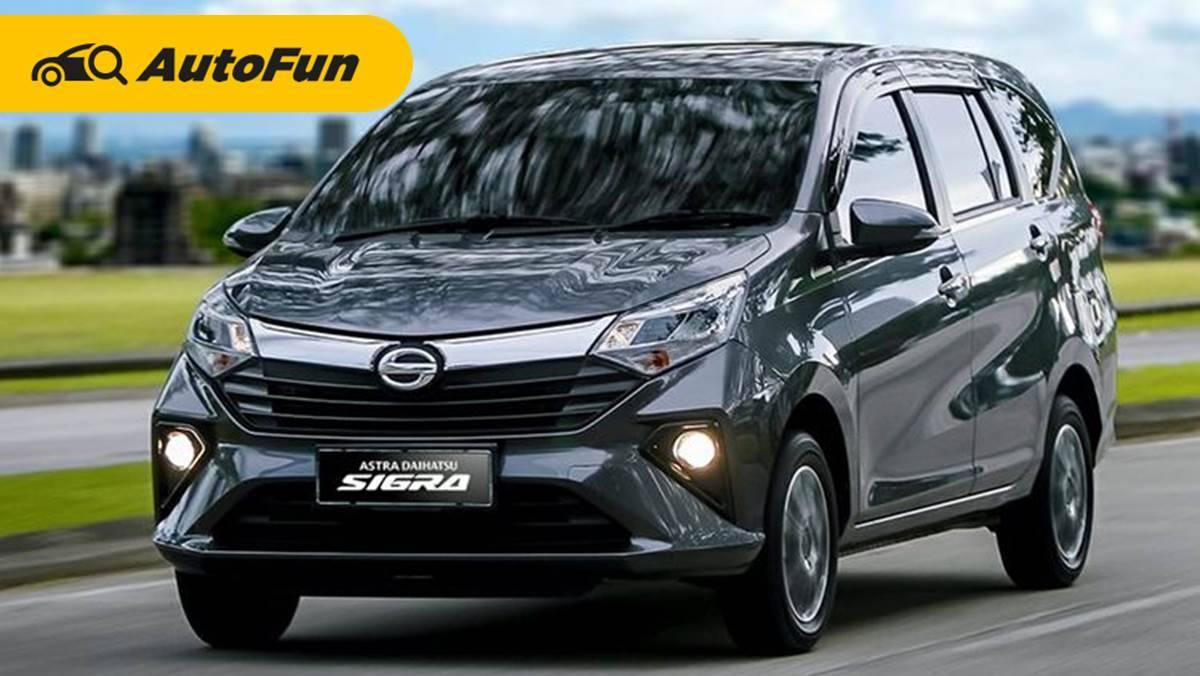 Geser Gran Max, Sigra Kini Mobil Terlaris Daihatsu di Indonesia 01