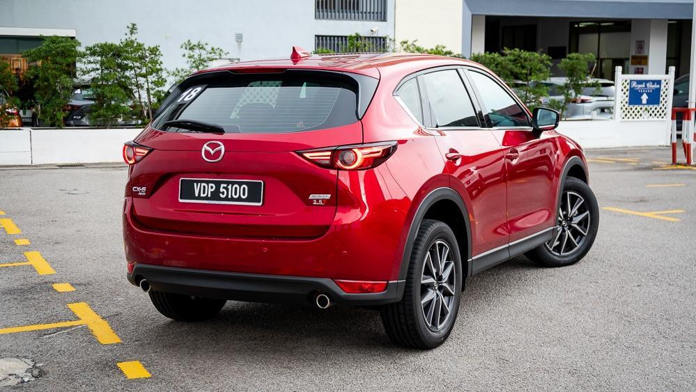 Mazda CX 5 2019 Exterior 007