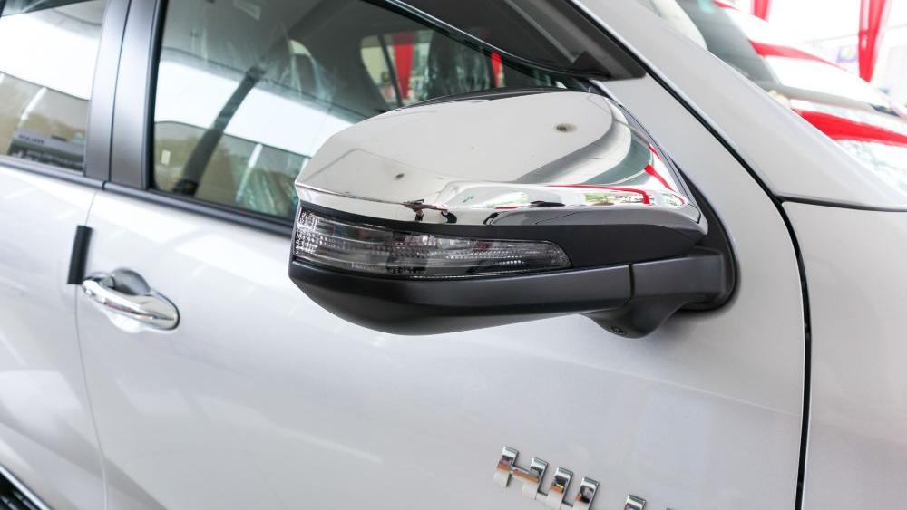 Toyota Hilux 2019 Exterior 020