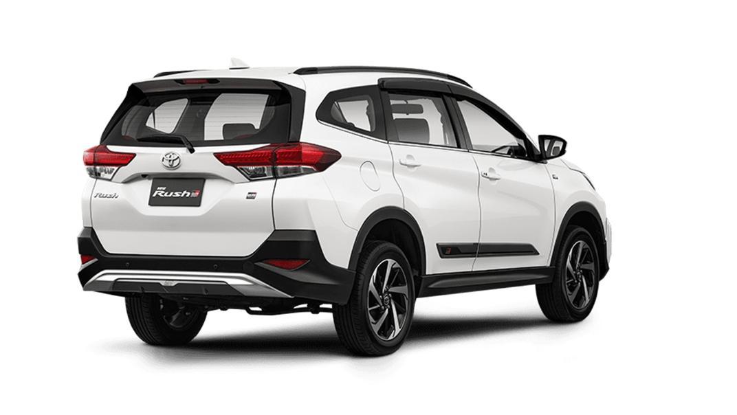 2021 Toyota Rush 1.5 S A/T GR Sport Exterior 005