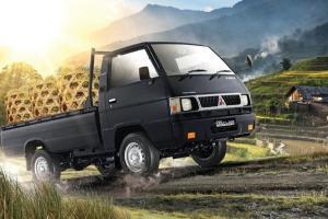 Legenda Hidup Pikap di Indonesia, Mitsubishi L300 2021 Tidak Banyak Berubah Sejak 80-an