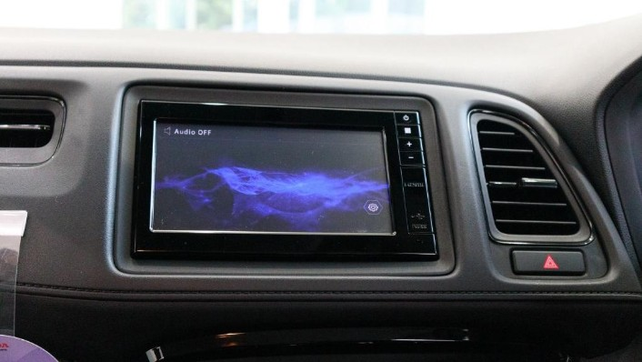Honda HRV 2019 Interior 010