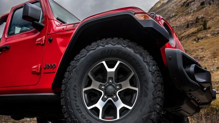 Jeep Wrangler 2019 Exterior 004