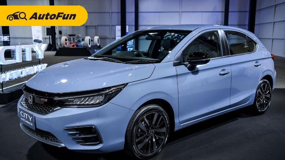 Honda Masih Menimbang Kehadiran Honda City Hatchback di Indonesia, Namun Diprediksi Hadir Lebih Dulu Dari Honda City Sedan 01