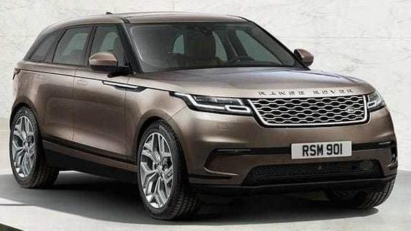 Land Rover Range Rover Velar 2019 Exterior 007