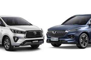 Fitur Pada Wuling Victory 2021 Lebih Mengasyikan Dari Toyota New Kijang Innova 2021, Gak Percaya?