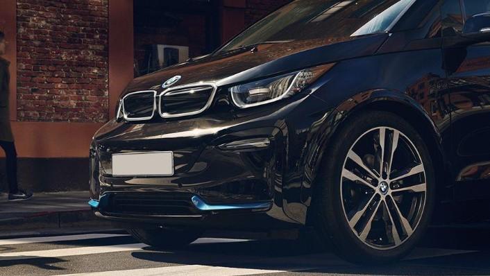 BMW I3s 2019 Exterior 008