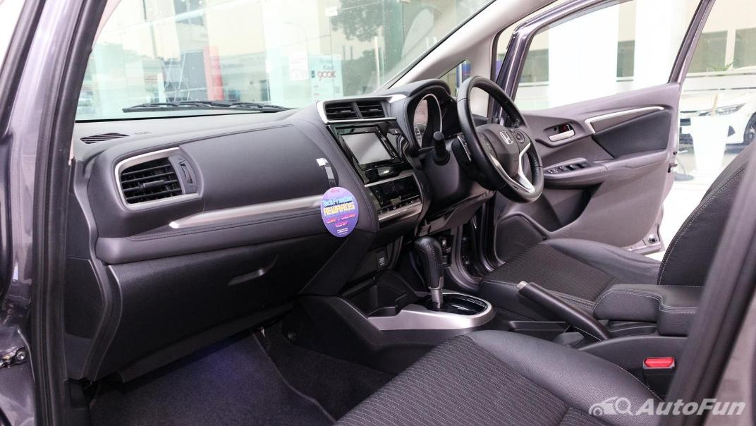Honda Jazz 2019 Interior 003