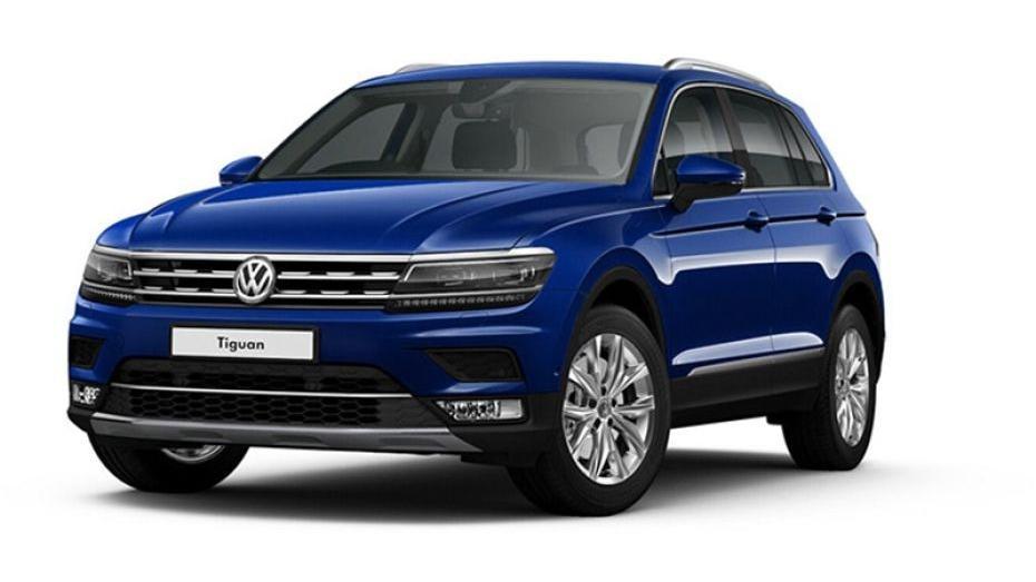 Volkswagen Tiguan 2019 Others 017