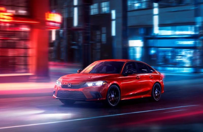 Honda Civic Hatchback 2022 Segera Dirilis, Pakai Transmisi Manual Tapi Sayang Hanya untuk di Jepang 02