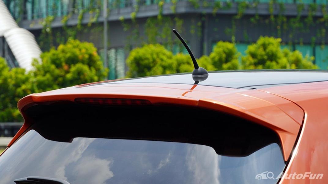 Honda Brio RS CVT Exterior 034