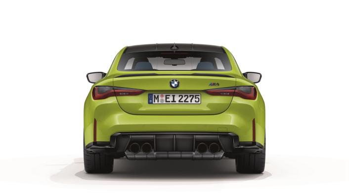 2021 M4 Coupe Competition Exterior 004