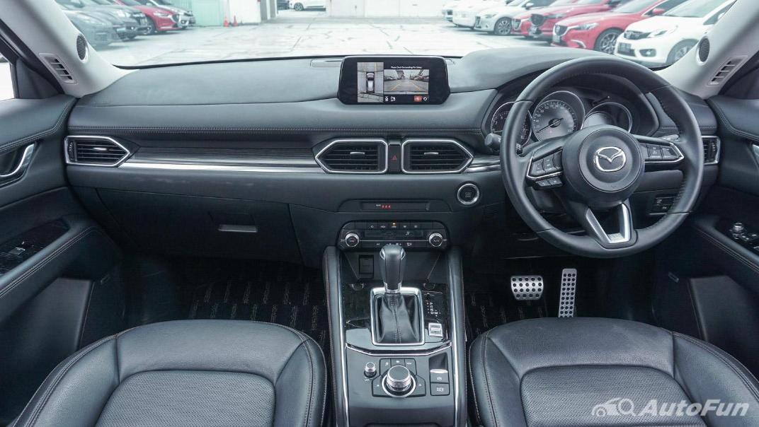 Mazda CX 5 Elite Interior 002