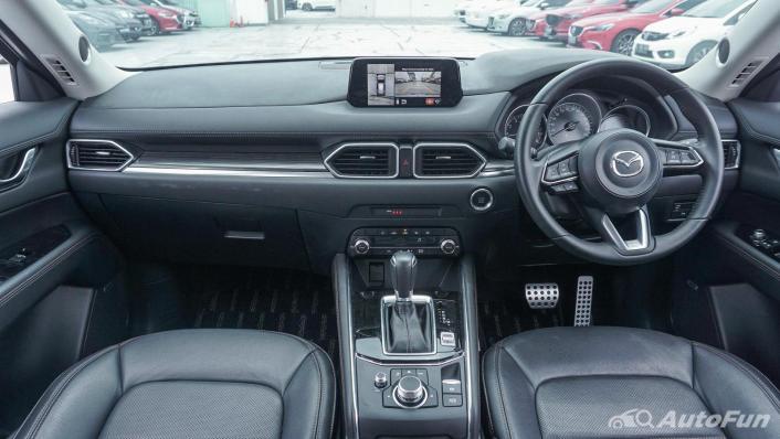 Mazda CX 5 Elite Interior 002