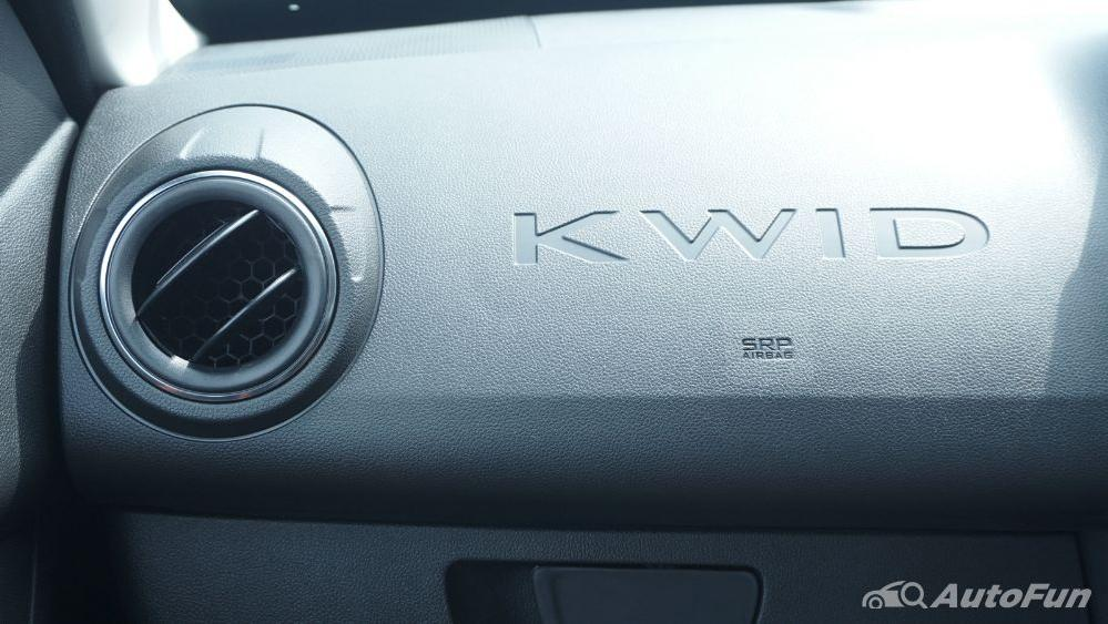 Renault Kwid 2019 Interior 036