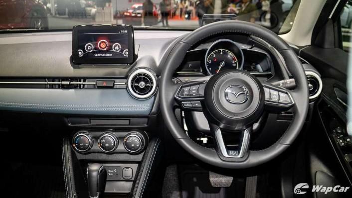 Mazda 2 2019 Interior 002