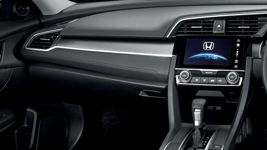 Honda Civic 2019 Interior 060