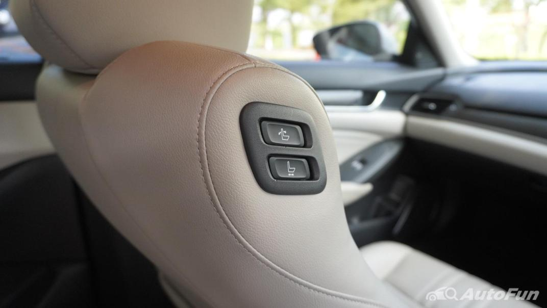 2021 Honda Accord 1.5L Interior 035