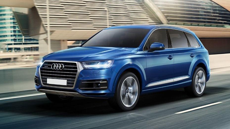 Audi Q7 2019 Exterior 001