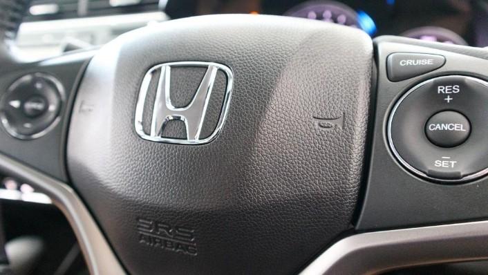 Honda City 2019 Interior 006