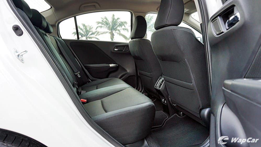 Honda City 2019 Interior 128