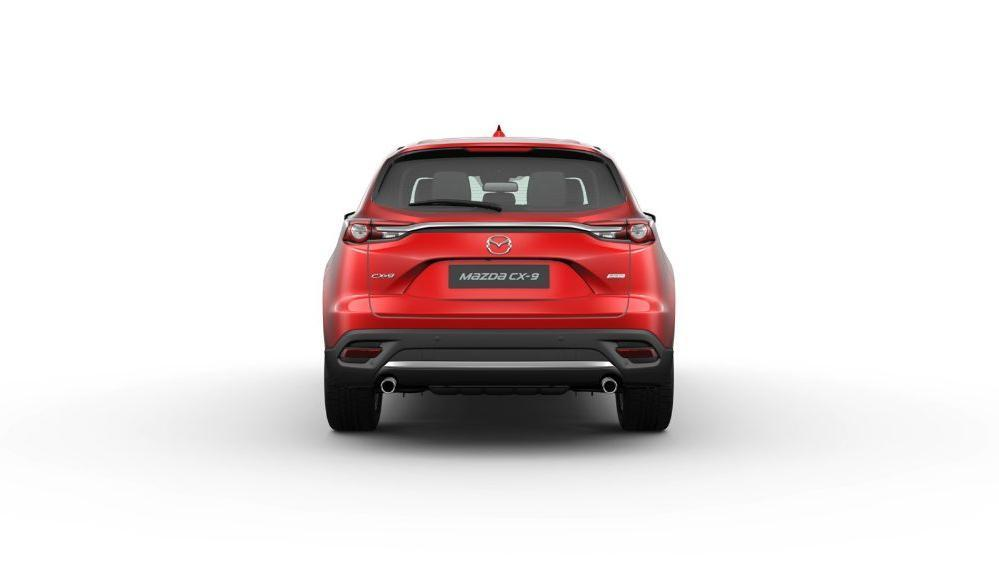 Mazda CX 9 2019 Exterior 006