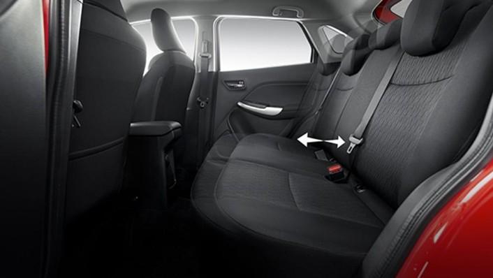 Suzuki Baleno 2019 Interior 009