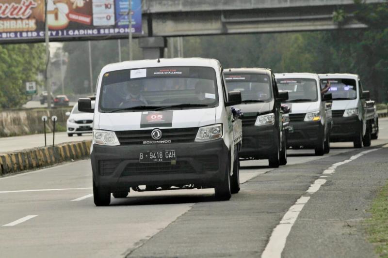 Konsumsi BBM DFSK Super Cab Tembus 12 Km/Liter, Apakah Lebih Efisien Dari Suzuki Carry? 02
