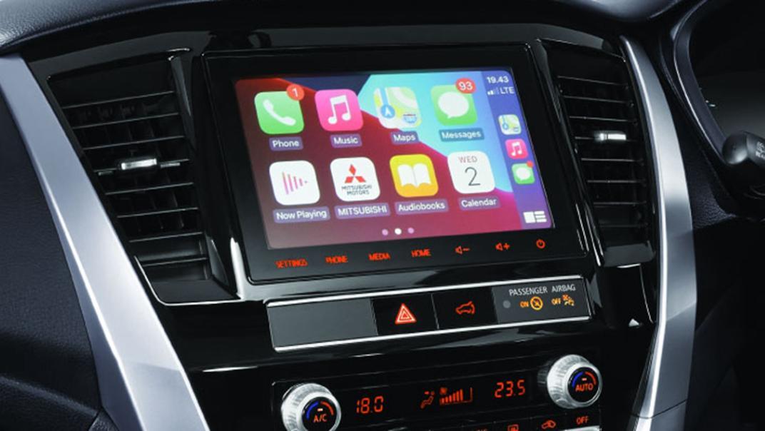 2021 Mitsubishi Pajero Sport Interior 004