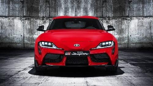 Toyota Supra 2019 Exterior 007