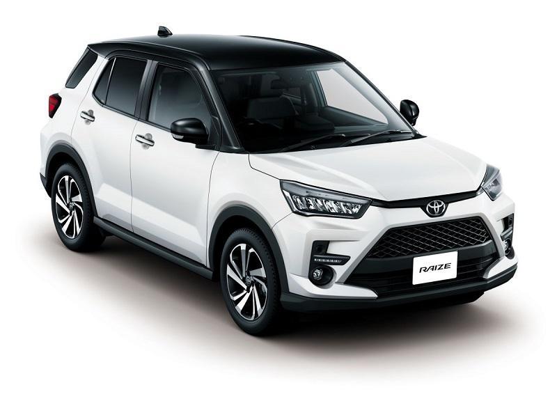 Jika Harga Toyota Raize 2021 Mulai Rp 200 Jutaan, Seperti Apa Spesifikasinya? 02
