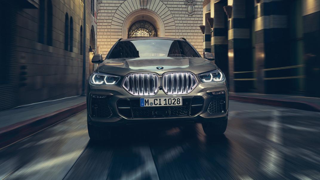 BMW X6 2019 Exterior 005