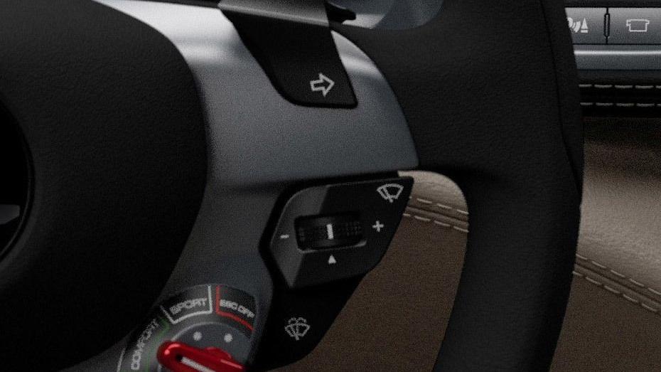 Ferrari GTC4Lusso 2019 Interior 003