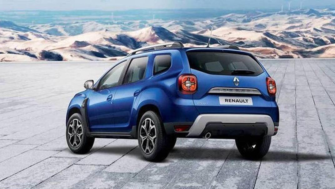 Renault Duster 2019 Exterior 007
